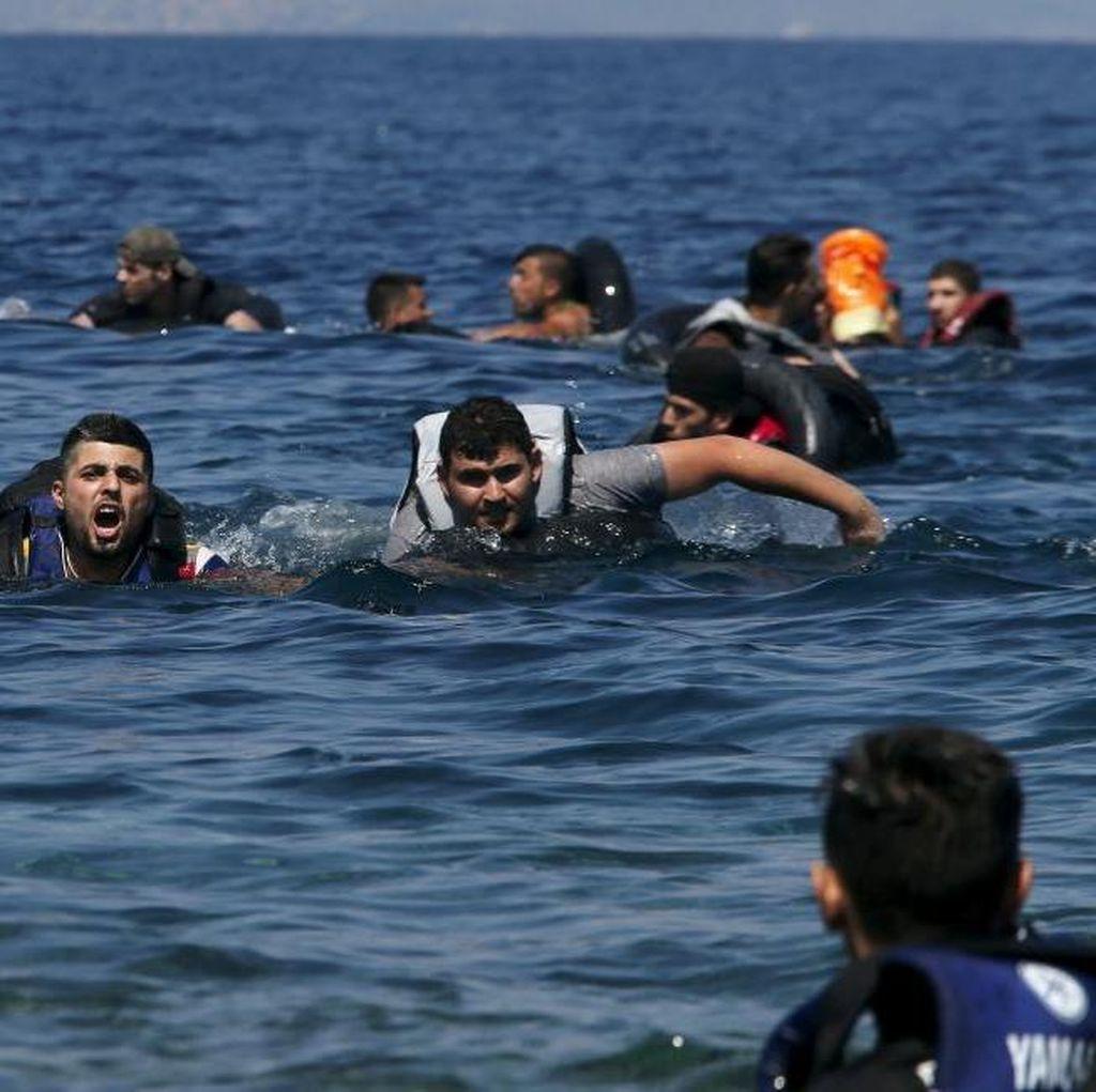 Assad Akui Ada Teroris di Antara Gelombang Pengungsi Suriah