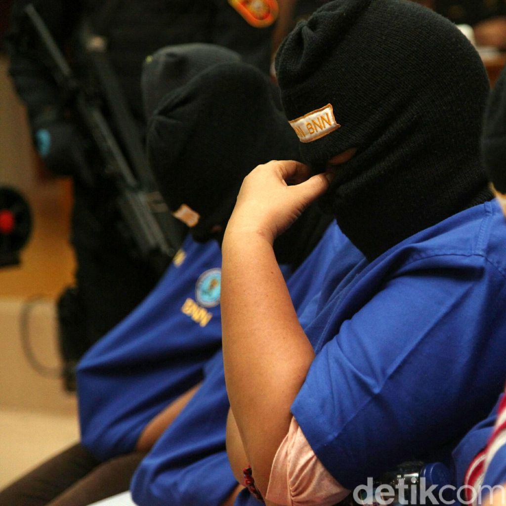 Selundupkan 6 Kg Sabu China-Indonesia, Sejoli Ini Dituntut 20 Tahun Bui