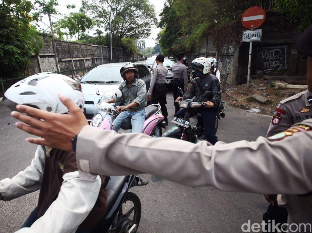 Ada Pawai Pembukaan MTQ, Jalan Jatiwaringin Bekasi Ditutup Pagi Ini