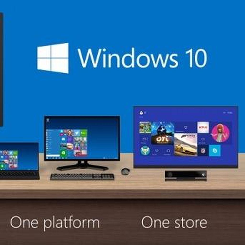 Catat! Ini Jadwal Rilis Windows 10 Anniversary Update