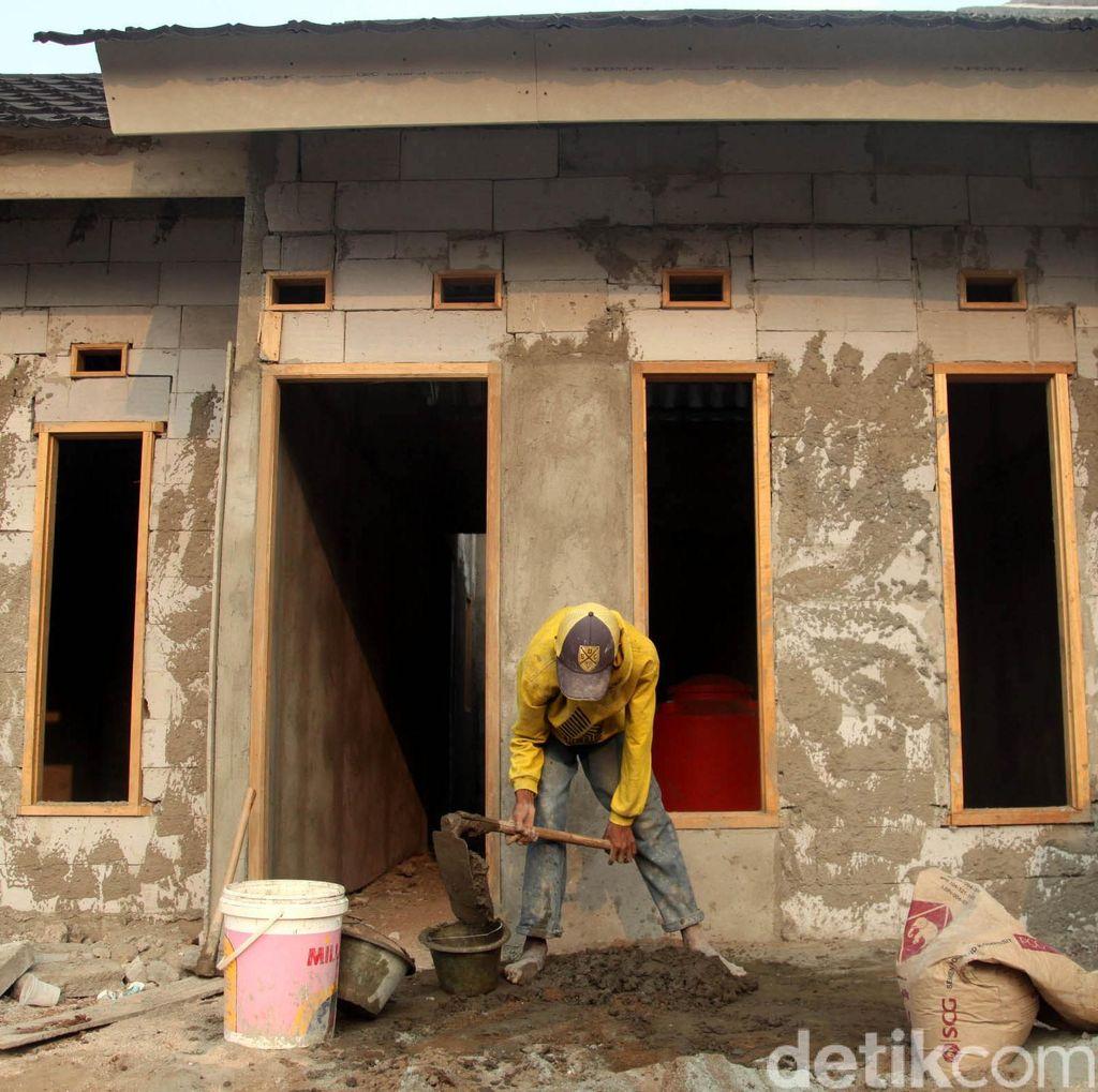 Izin Bangun Rumah Murah Dipangkas, dari 3 Tahun Jadi 1,5 Bulan