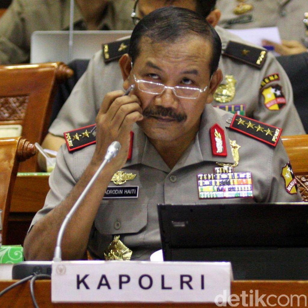 Kapolri Jenderal Badrodin: Polisi Tak Boleh Sewenang-wenang