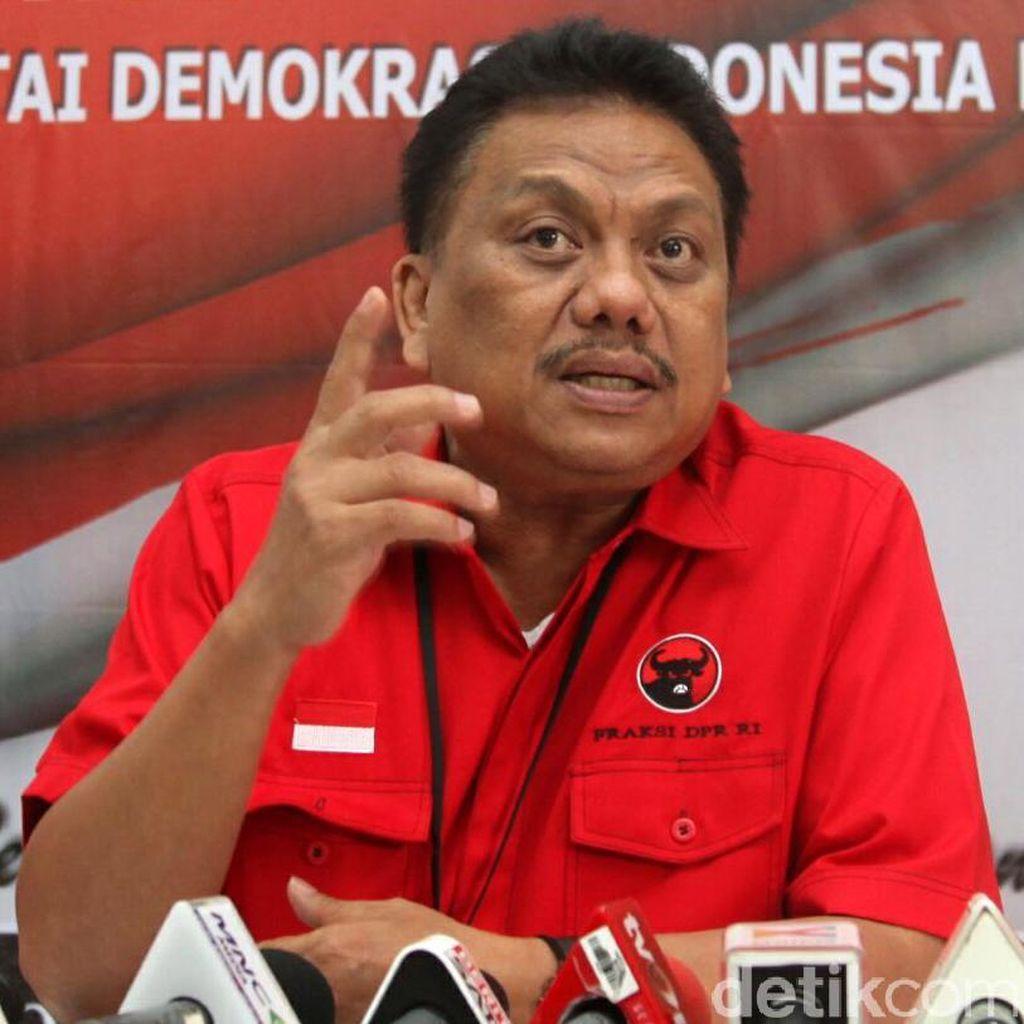 Fraksi PDIP Temui Jokowi Jelang Paripurna APBN Perubahan dan Tax Amnesty