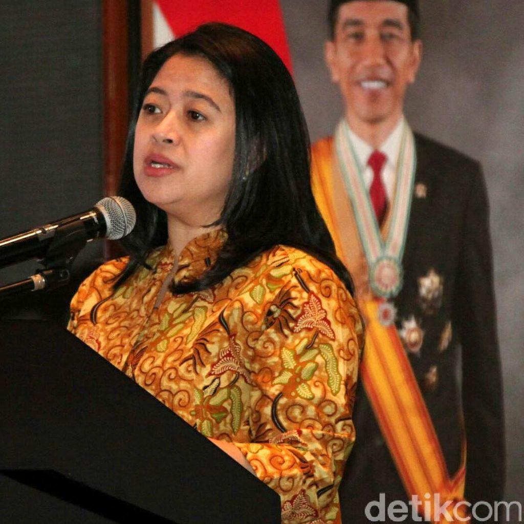 F-PDIP MPR Ingin Negara Minta Maaf ke Sukarno, Puan: Itu Pendapat Pribadi