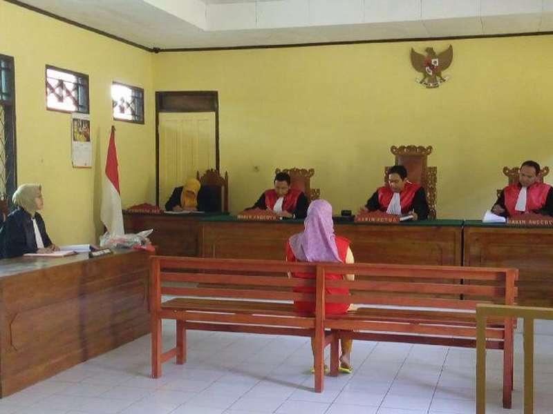2 Saksi Ahli Tak Hadir, Sidang Istri Potong Alat Kelamin Suami Ditunda