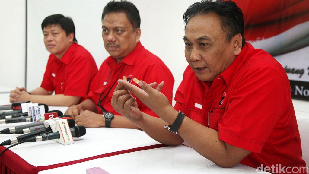 PDIP: Kita Ingin Ubah 4 hingga 5 Pasal UU KPK