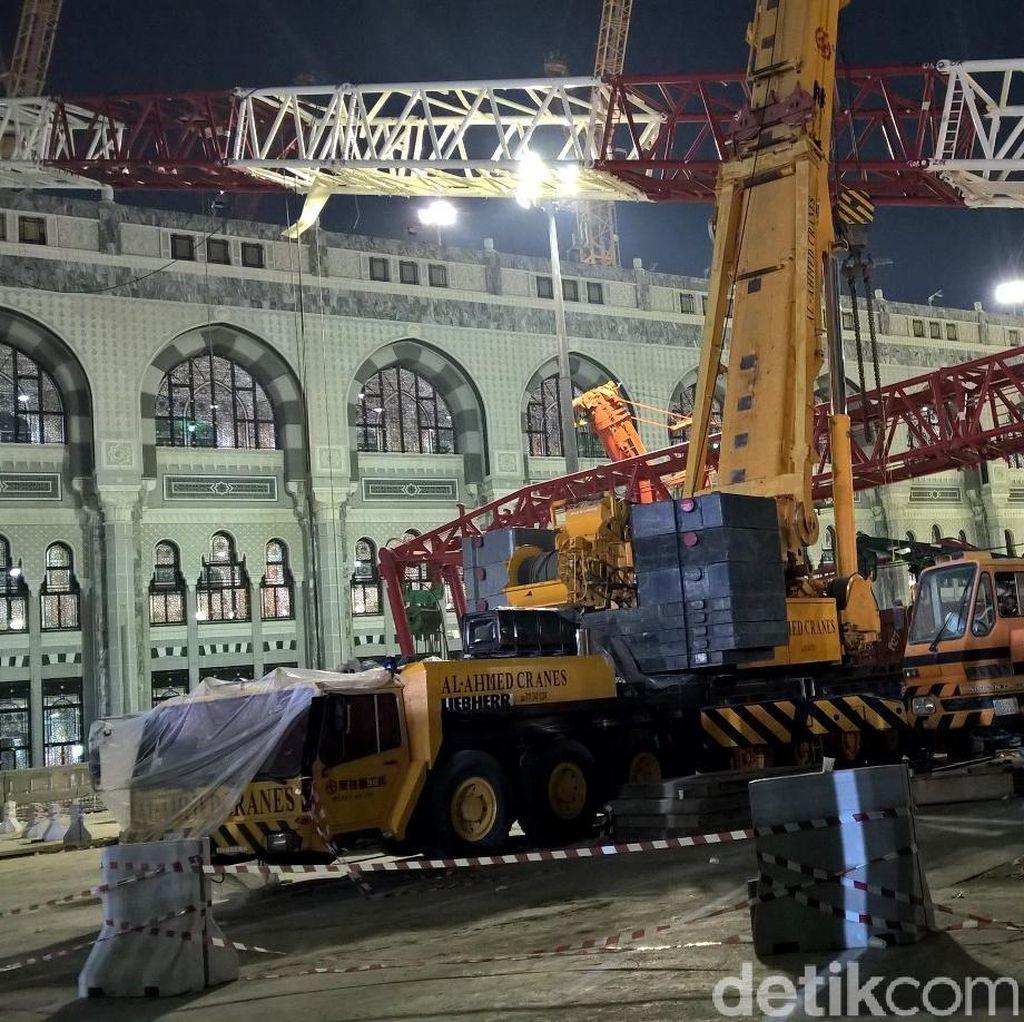 Arab Saudi Mulai Mendata Penerima Santunan 1 Juta Riyal Korban Crane