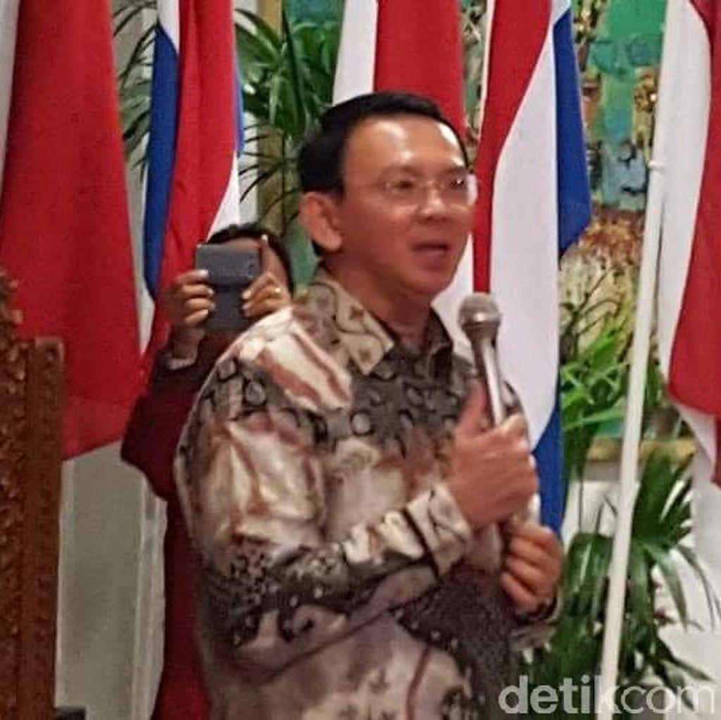 Ahok Resmikan RPTRA di Pulau Untung Jawa Sabtu Ini