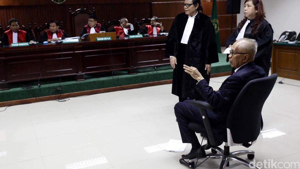 Gary Ditangkap KPK, Afrian Bondjol Suruh Asisten OC Kaligis Buang HP
