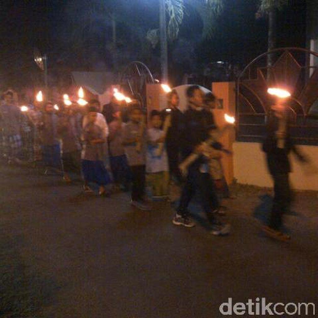 Sambut Malam 1 Muharam, Polisi Siapkan Pengamanan Pawai Obor