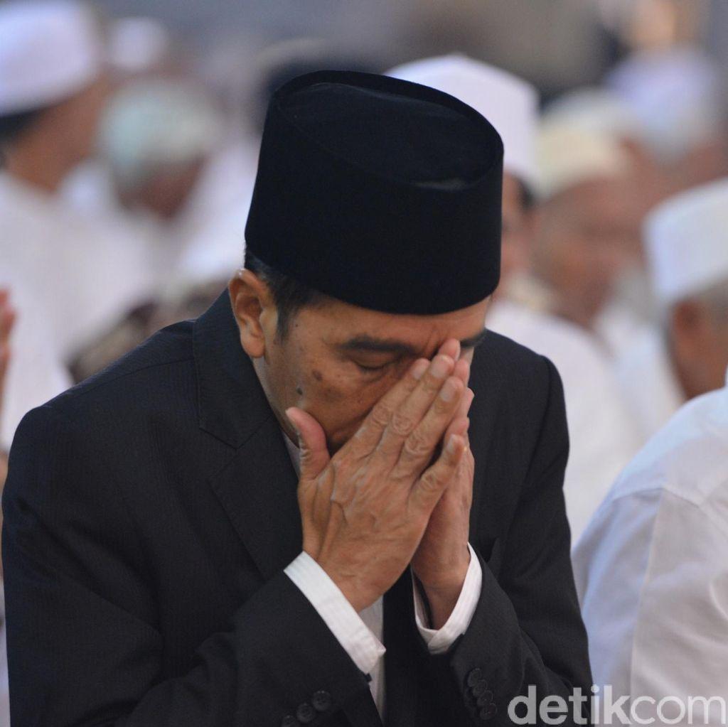Revisi UU KPK, Beranikah Presiden Jokowi Melawan Perintah Partai?