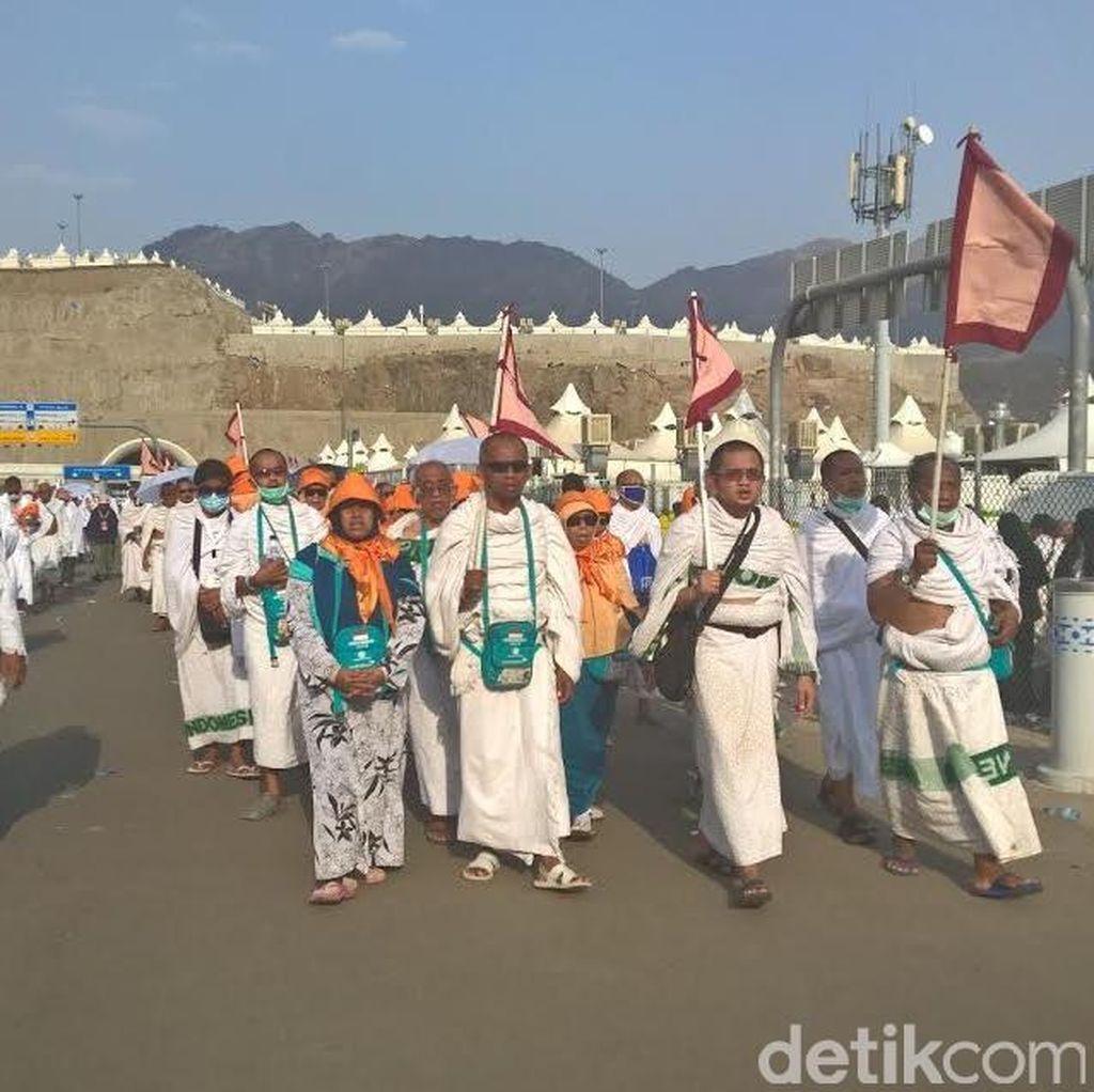 54.941 Jemaah Haji Indonesia Sudah Pulang ke Tanah Air