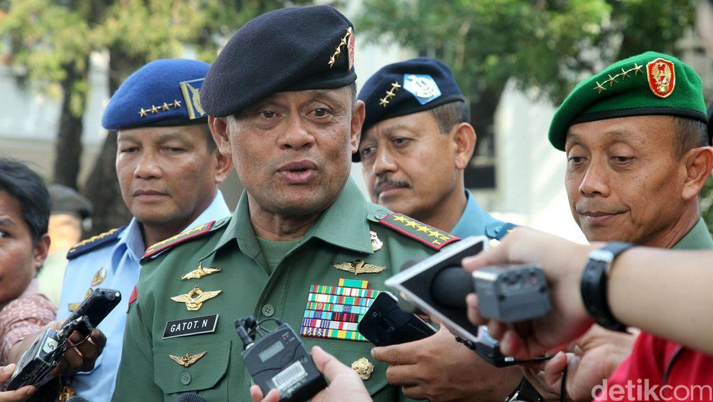 Australia Peringatkan Serangan Militan, ini Respons Panglima TNI