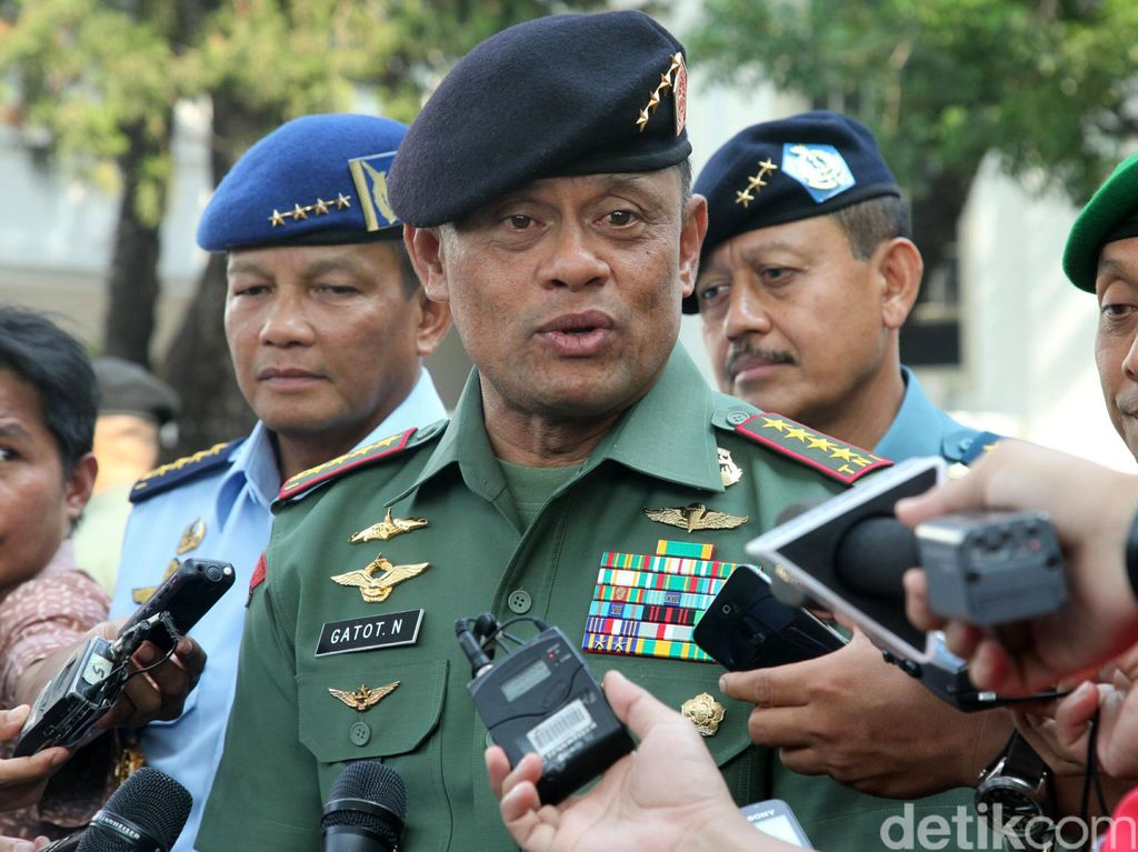Panglima TNI Soal Pembebasan 7 WNI di Filipina: Jangan Mau Bayar Uang Tebusan!