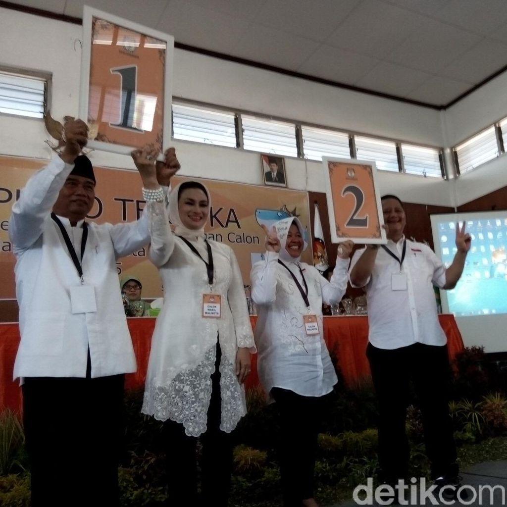 Kampanye Pilwalkot Surabaya Terkesan Adem Ayem, ini Kata Tim Risma