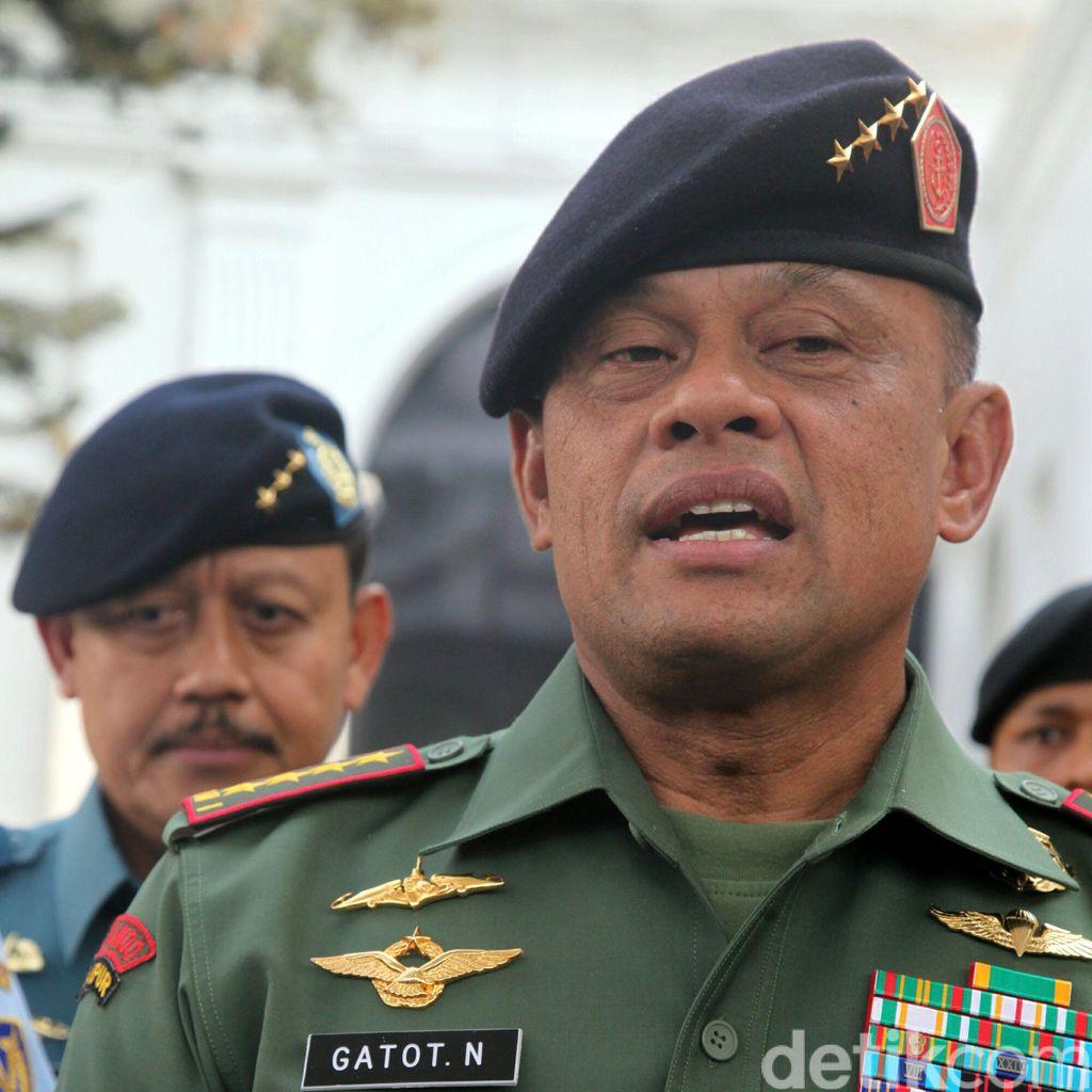 Taruna Akmil Dipukul IPDN, Panglima TNI: Mendagri yang Urus
