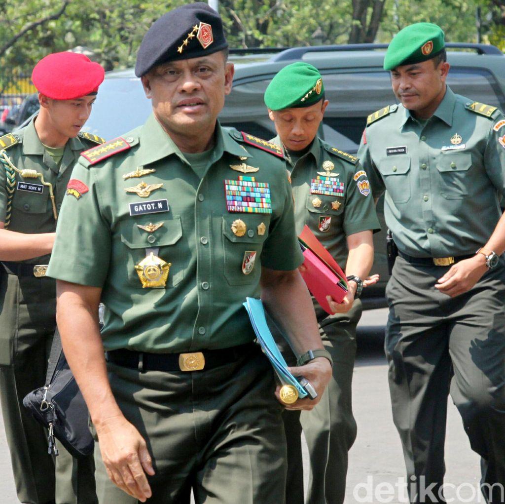 Ini Penjelasan Panglima TNI Soal Keberadaan Teknisi di Pesawat Super Tucano yang Jatuh