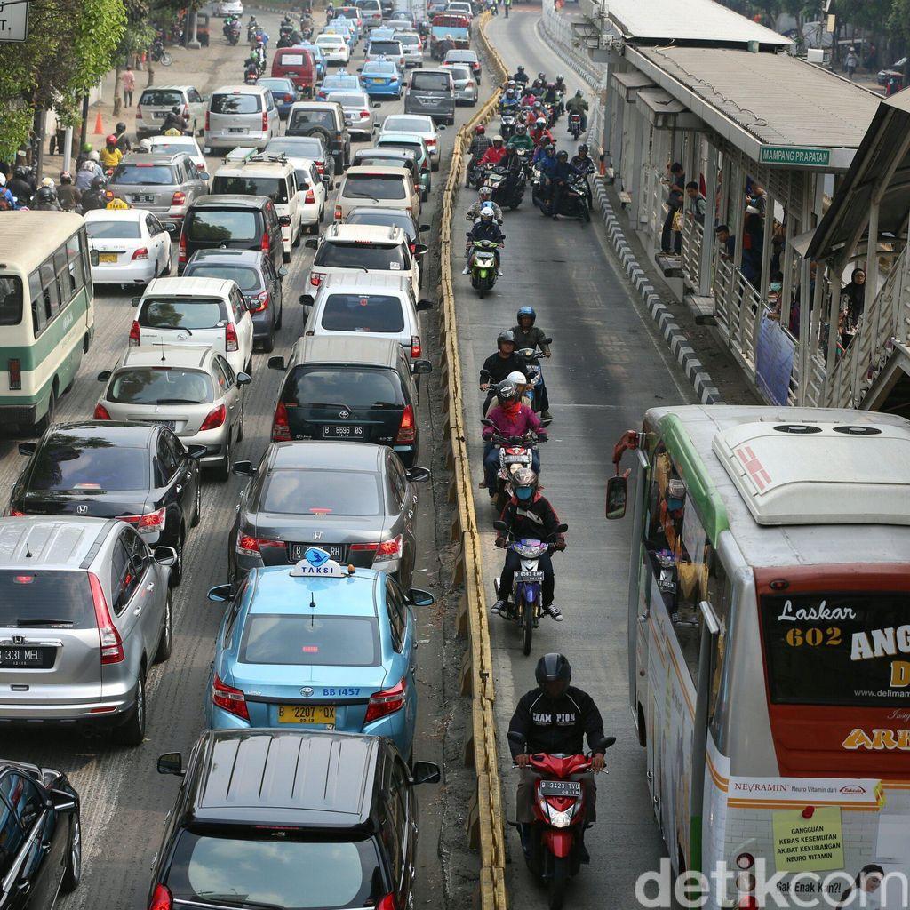 Dishub DKI: Tak Ada Ampun Buat Angkutan Umum Bobrok, Dikandangkan!