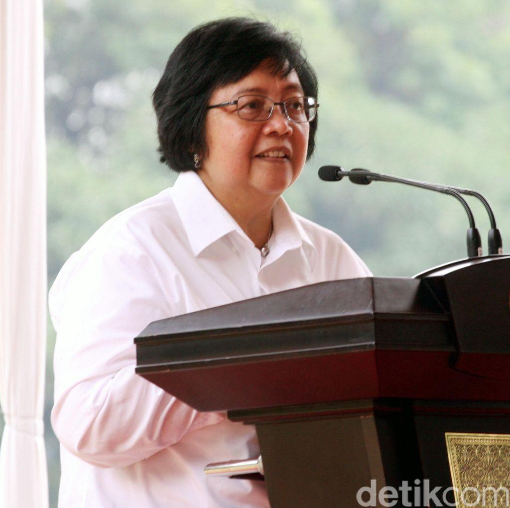 Menteri LHK: Pemerintah Akan Terima Bantuan Asing atasi Bencana Asap