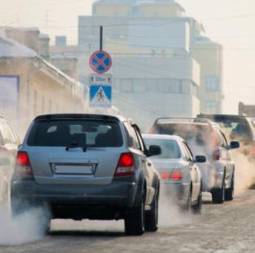 Polusi Asap Jadi Faktor Risiko Terbesar Kanker Nasofaring