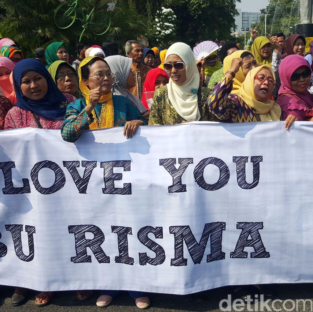 PDIP: Risma dan Whisnu Manusia Biasa, Bukan Malaikat!