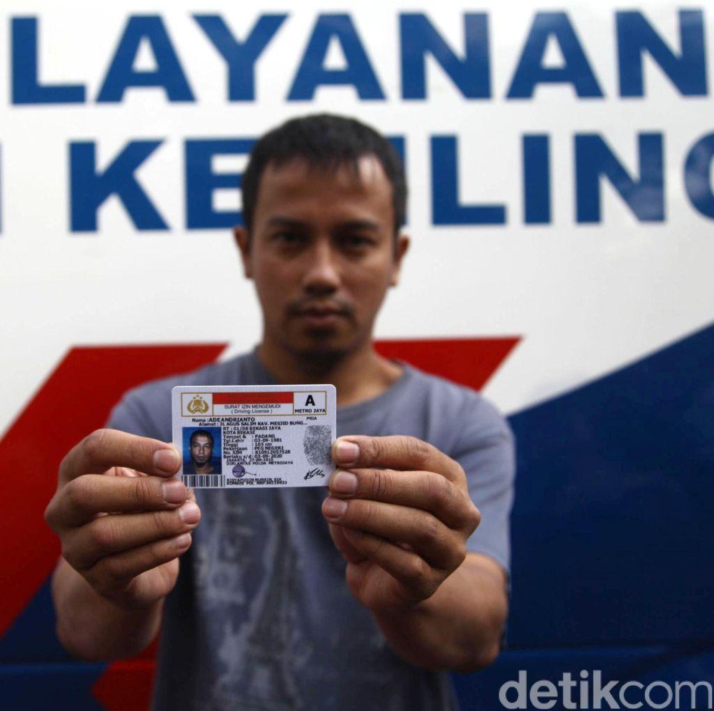 Cegah Percaloan, Polisi Terapkan One Gate System di Satpas SIM Daan Mogot