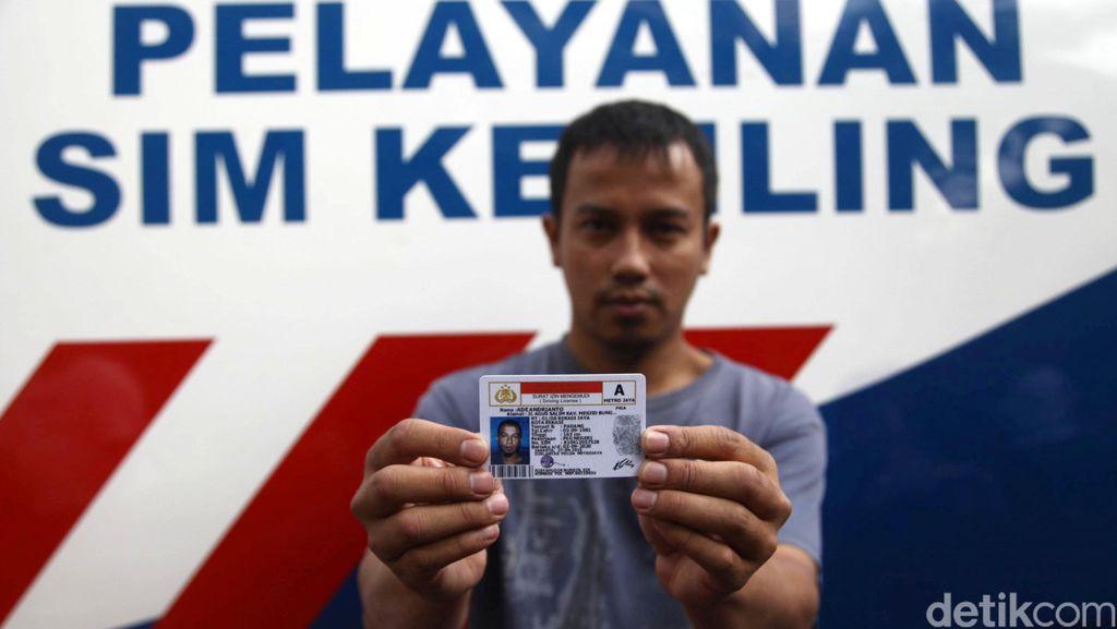 Pemerintah Pertanyakan Kerugian Penggugat Kewenangan Polri Terbitkan SIM