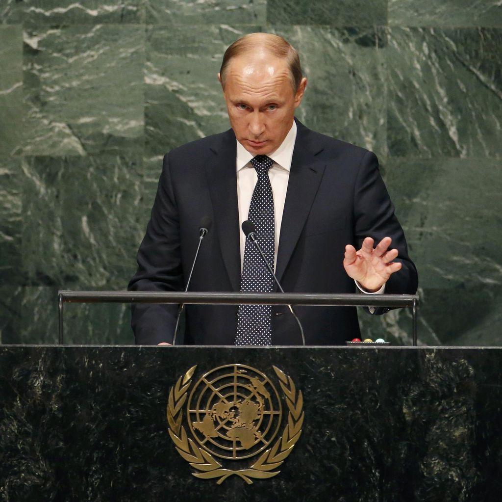 Putin: Dampak yang Ditimbulkan Brexit akan Pengaruhi Dunia