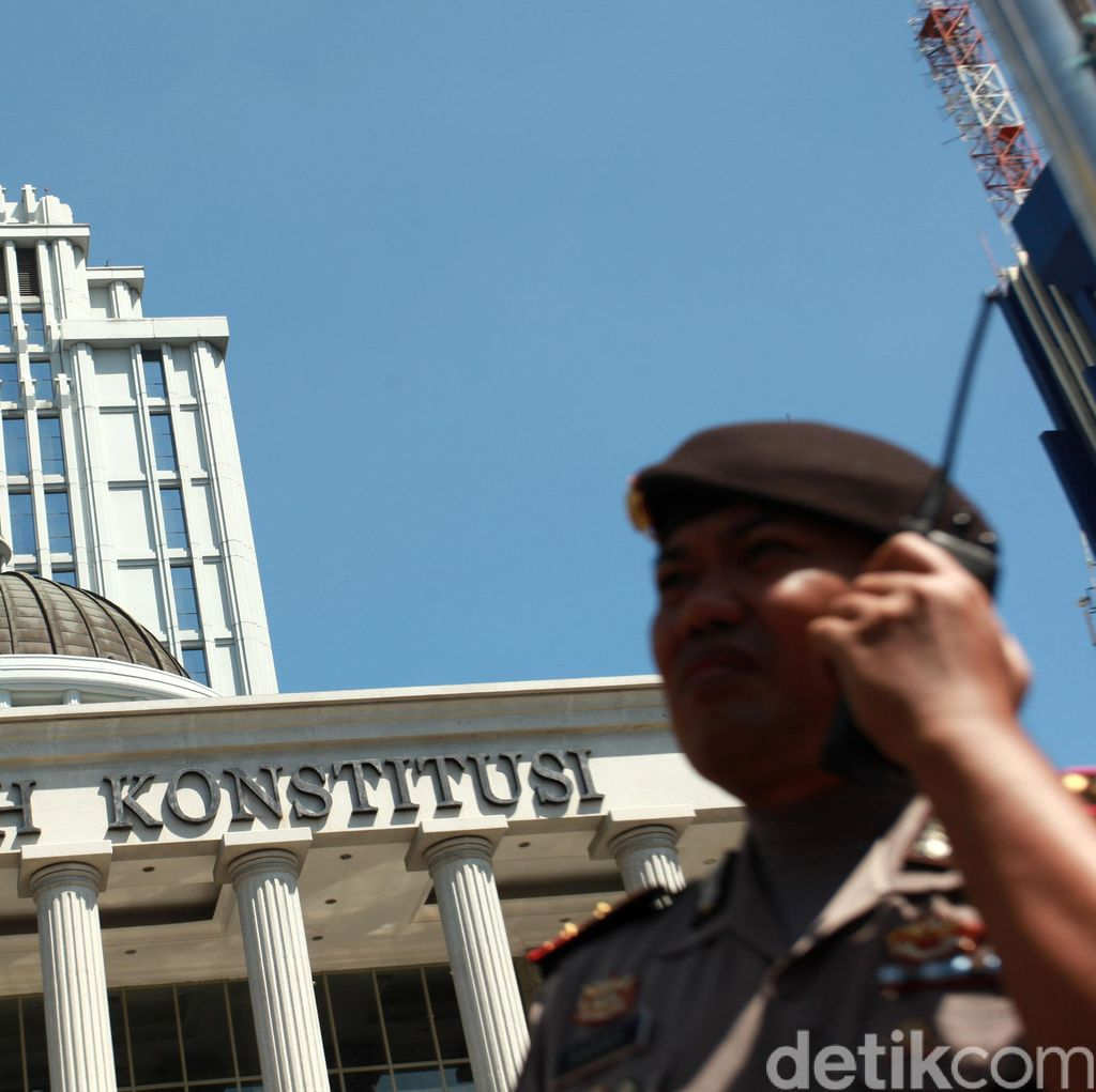 MK Pangkas Kewenangan KY, Komisioner: Sudah Ku Duga