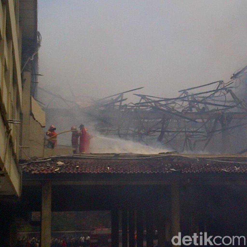 Ludes Terbakar, Gedung Mapolda Jateng akan Dirombak
