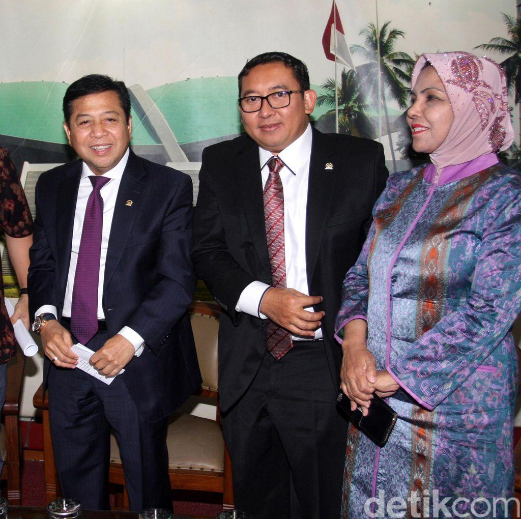 Politisi NasDem Kritik Fahri dan Fadli Zon yang Membabi Buta Bela Novanto