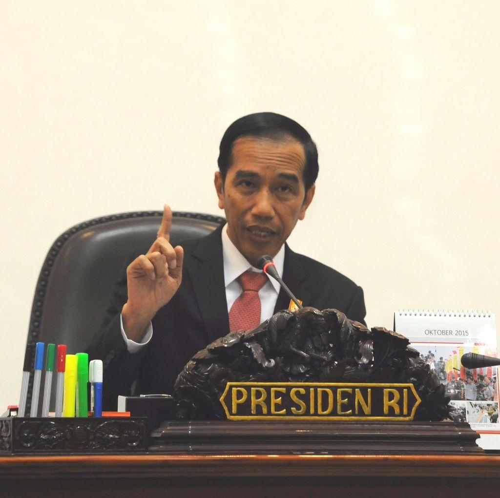 Jokowi Diserang Tagar Negatif di Twitter, Istana: Kritik Adalah Vitamin