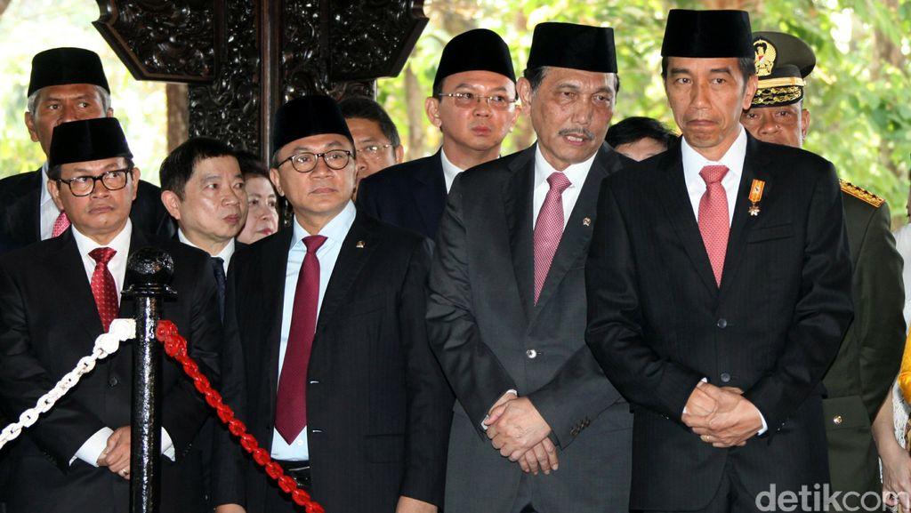 Ini Amanat Lengkap Jokowi di HUT ke-70 TNI