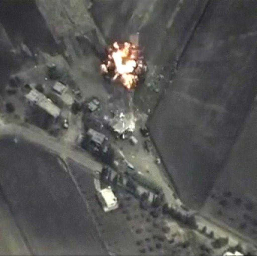 Menhan AS: Moskow Telah Kalah Strategi Dalam Hancurkan ISIS di Suriah