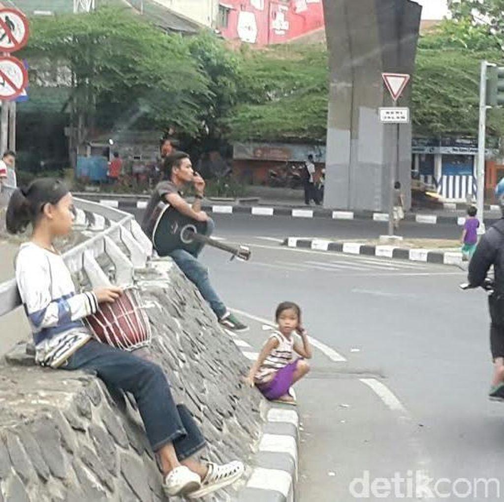 Miris, Anak Jalanan Masih Banyak di Bandung