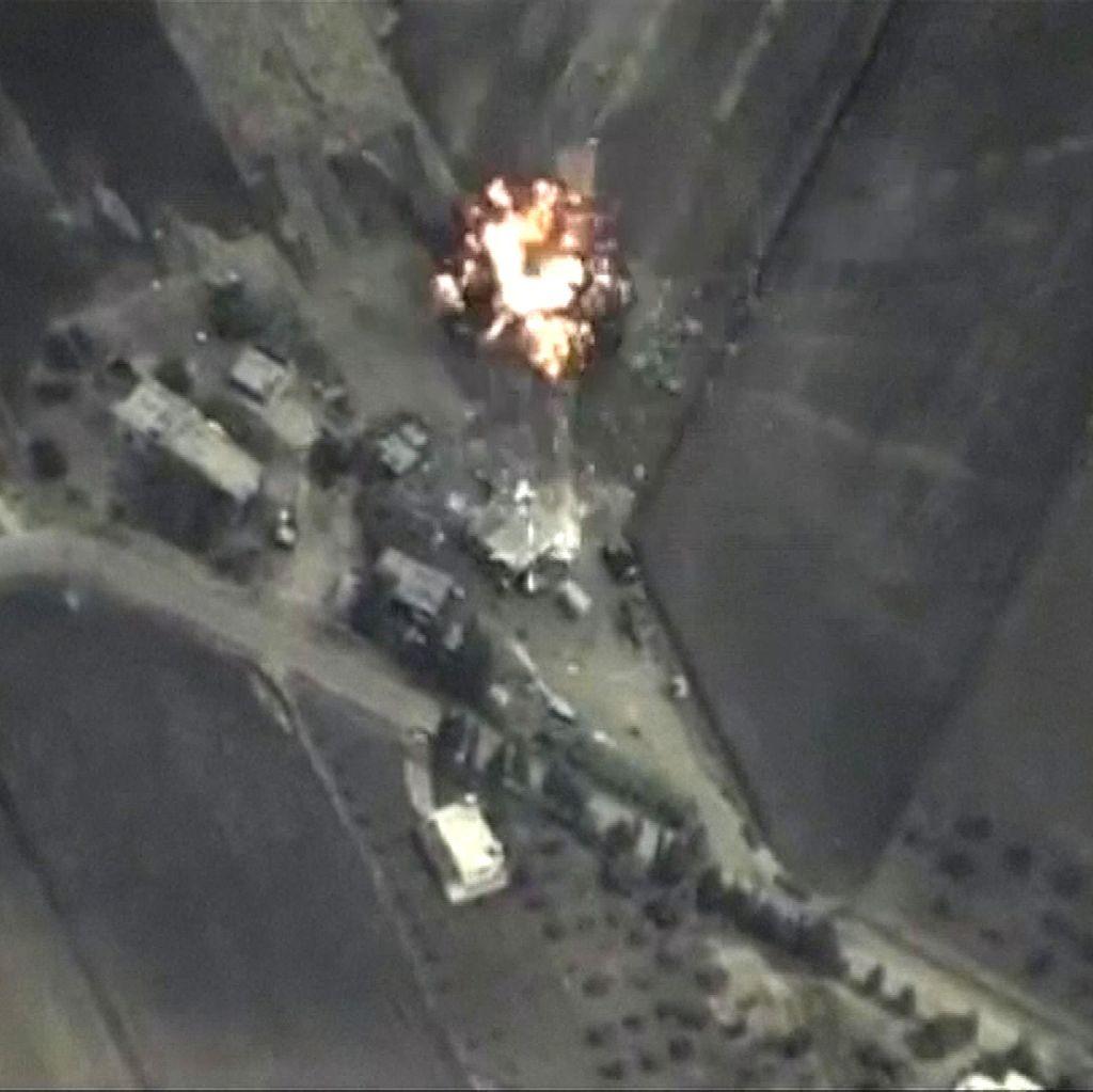 Dikritik AS Soal Serangan di Suriah, Rusia Ingatkan Tragedi 9/11