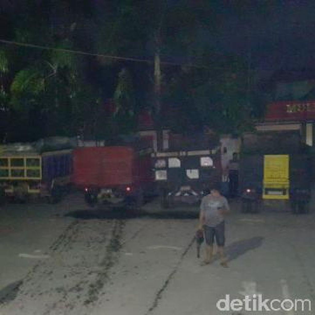 Lokasi Penambangan Ilegal di Blitar Dibongkar