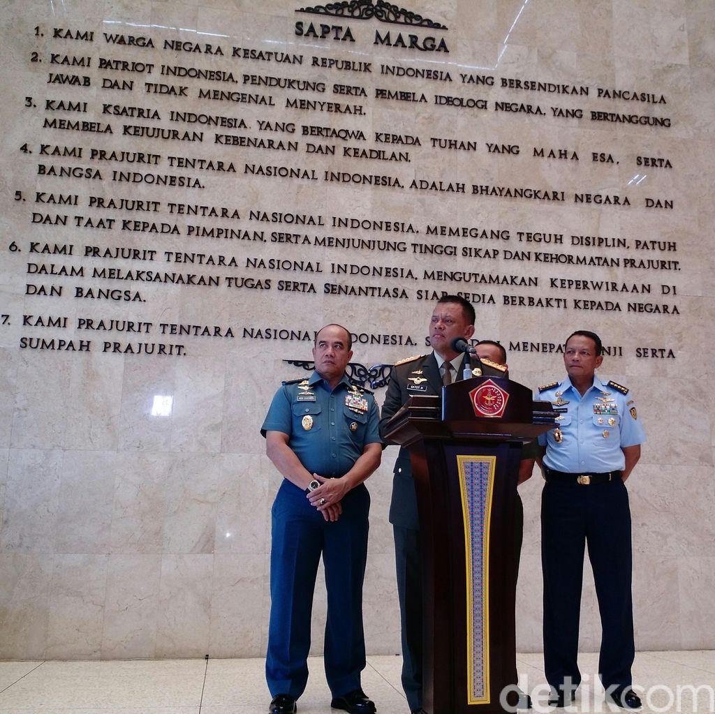 Ini Penjelasan Panglima soal HUT TNI Digelar di Pelabuhan Perusahaan Swasta