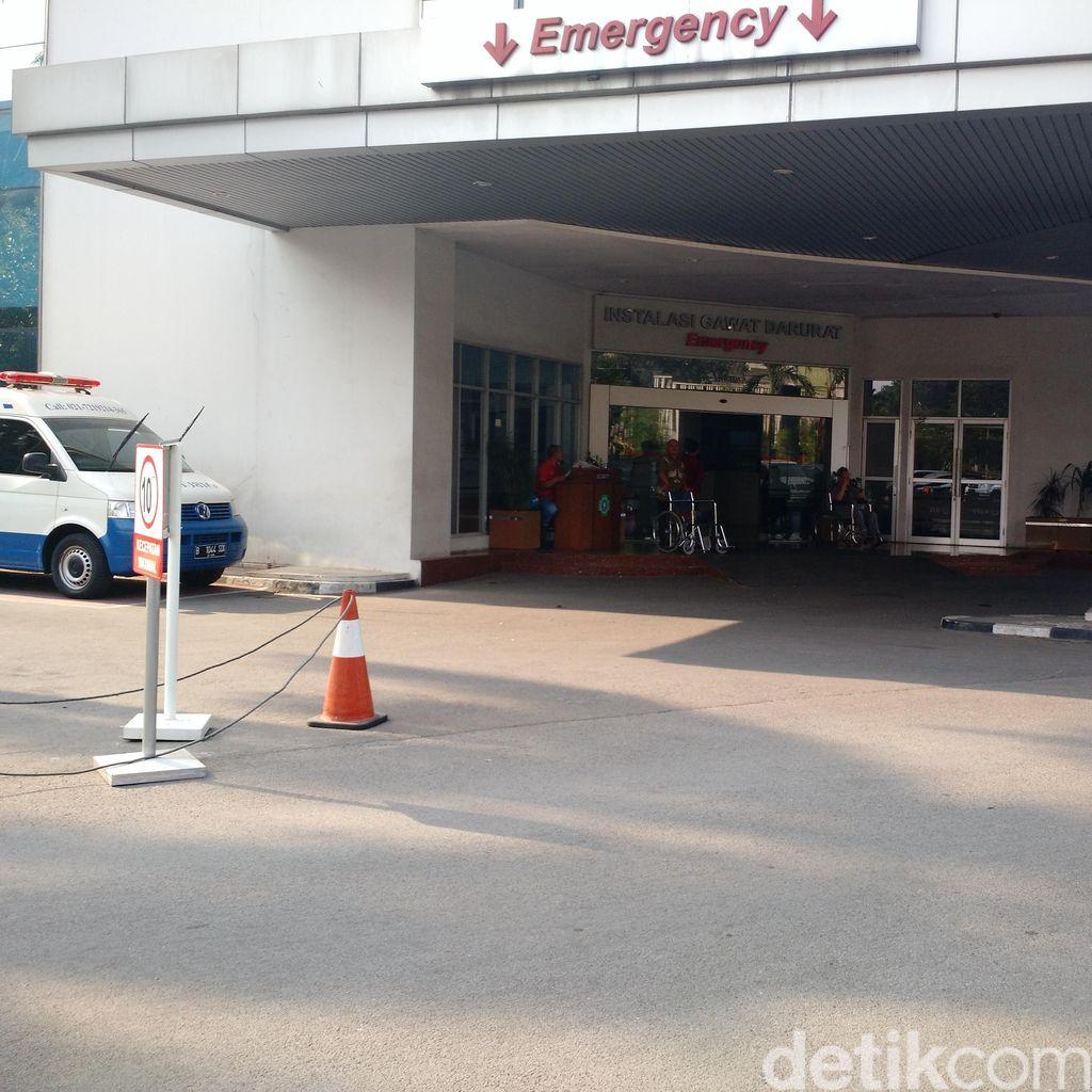 3 Korban Kebakaran PLTU Indramayu Dirawat Intensif di IGD RSPP Jakarta