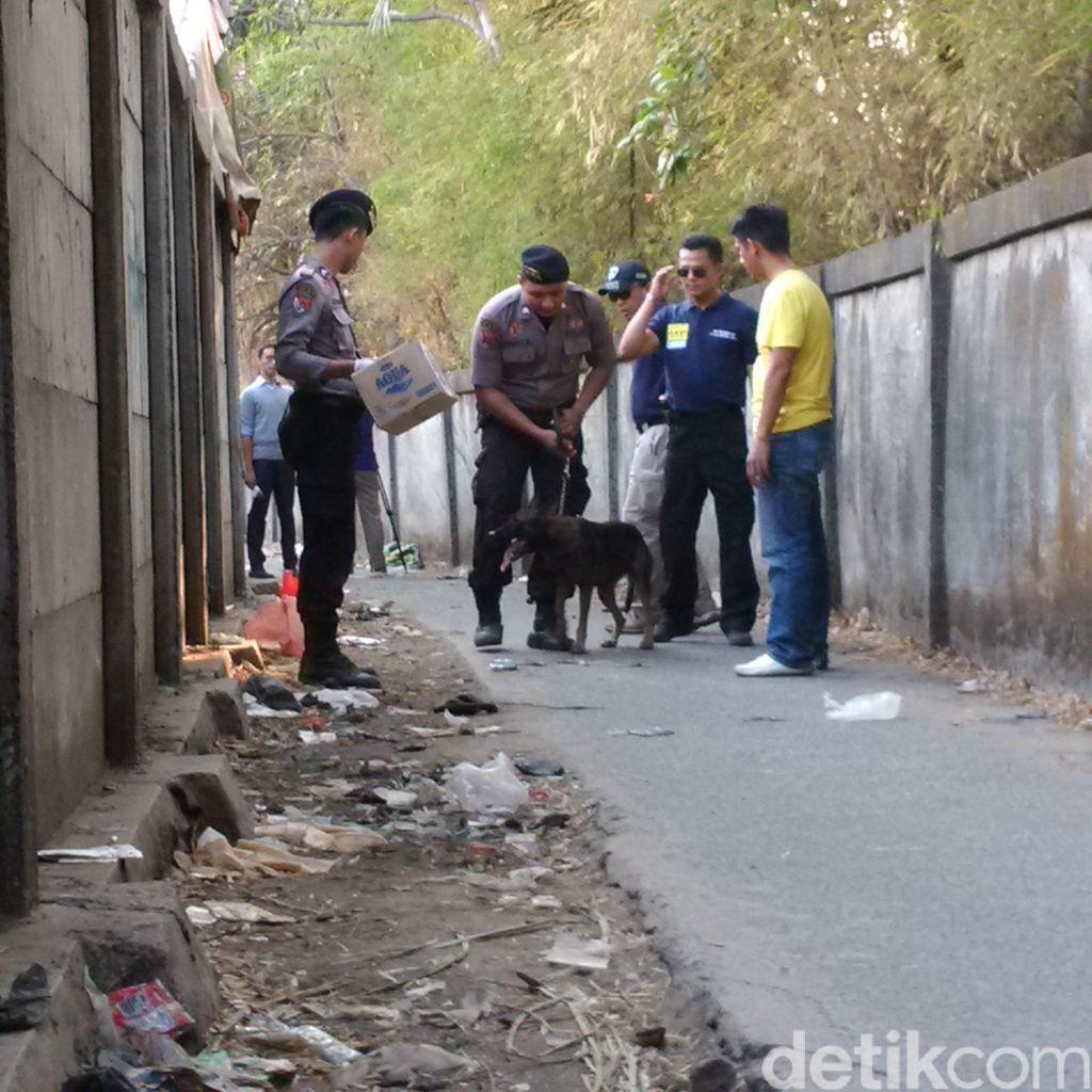 Malam-malam, Kapolda Metro Cek TKP Kasus Mayat Bocah dalam Kardus