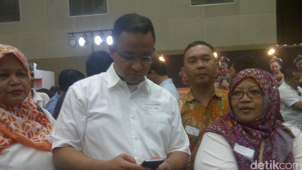 Deretan Menteri Terlihat di Reuni UGM, Presiden Jokowi Tak Hadir