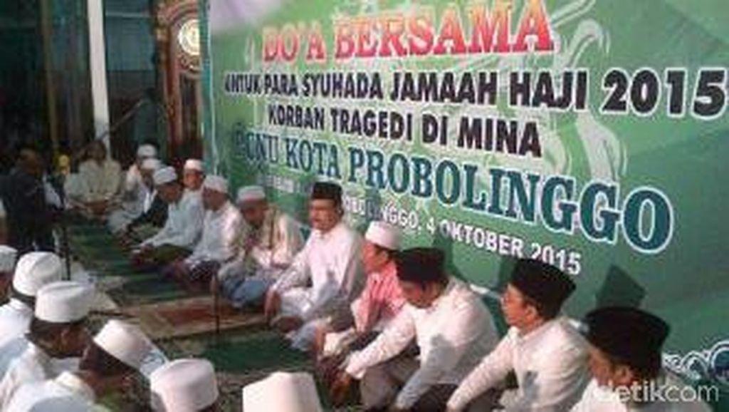 Gus Ipul dan PCNU Probolinggo Gelar Salat Gaib untuk Korban Tragedi Mina