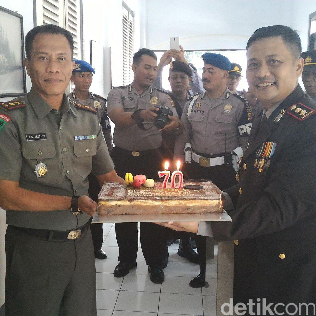 Wali Kota Bima Arya Hingga Kapolres Meriahkan HUT TNI di Lapangan Sempur