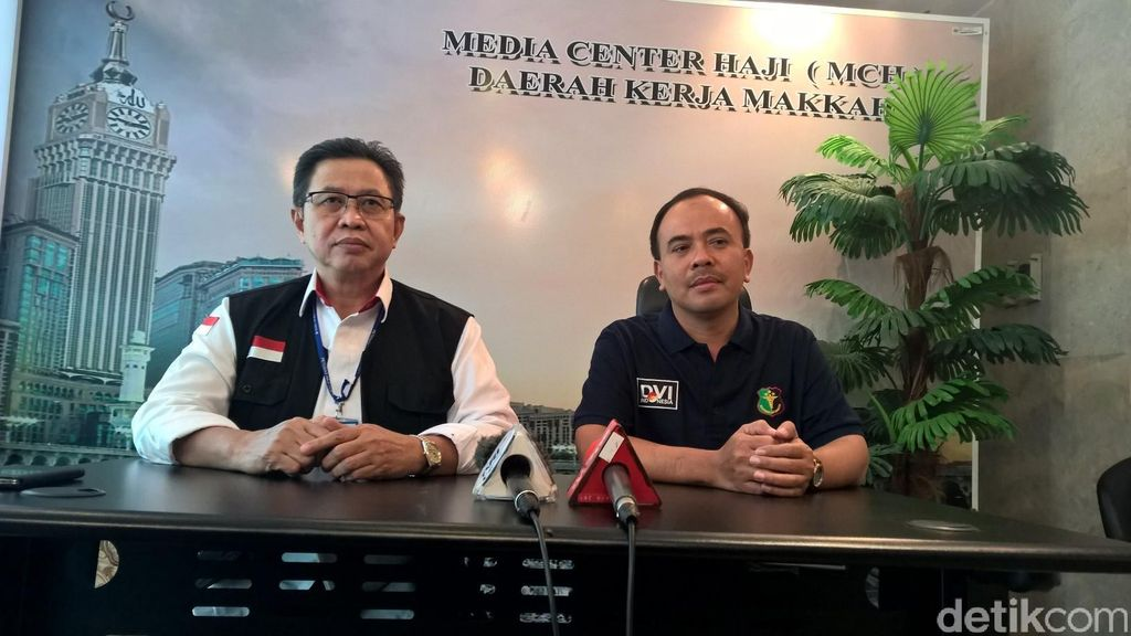 Tim DVI: Dengan e-KTP, Identifikasi Korban Tragedi Mina Cukup Semenit