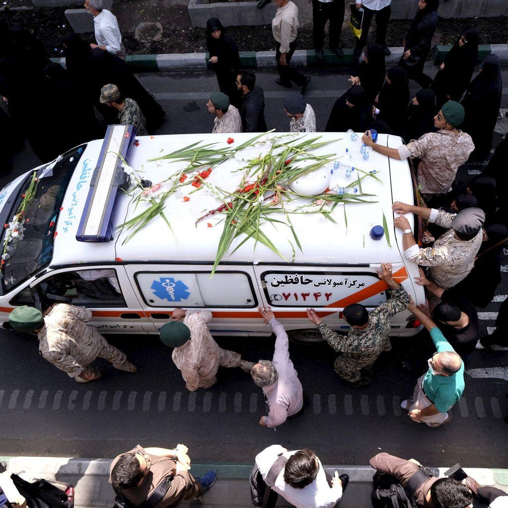Iran Ajukan Penyelidikan Tragedi Mina ke Interpol