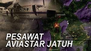 Tragedi Pesawat Aviastar