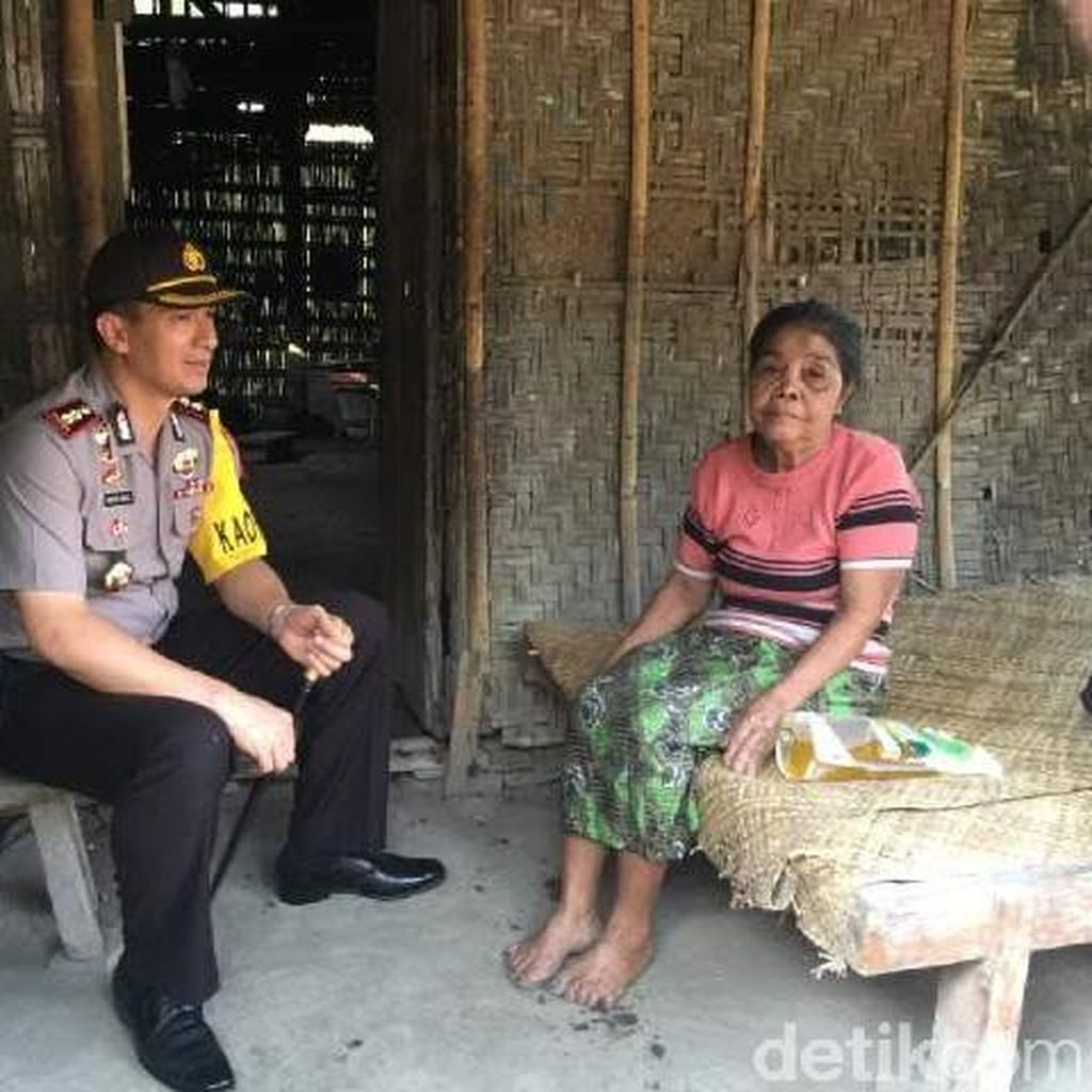 Polisi Desa ini Selamatkan Hidup Kasidi-Sakinem