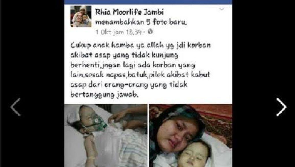 Bayi Nabila Meninggal di Jambi, Ayah: Saya Hanya Punya Rp 50 Ribu Buat ke Dokter