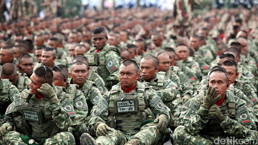 HUT ke-70 TNI, Ketua Komisi I DPR Soroti Pengurangan Anggaran