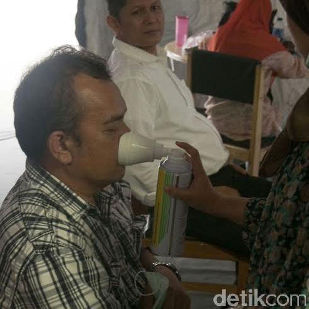 Asap Menyerang, Tabung Oksigen Jadi Emas di Pekanbaru